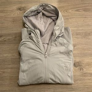 Lululemon Reversible Zip Up Hoodie